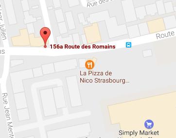 Micro-modèle Google Map